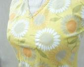 Romantic van Gogh sunflowers Dress