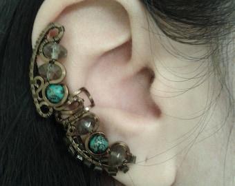 Kid Loki Ear Cuff