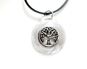 Tree of Life Necklace Mens Jewelry Christian Jewelry Christian Mens Gift for Husband Women Boyfriend Trending Jewelry Flash SALE Jewelry R35