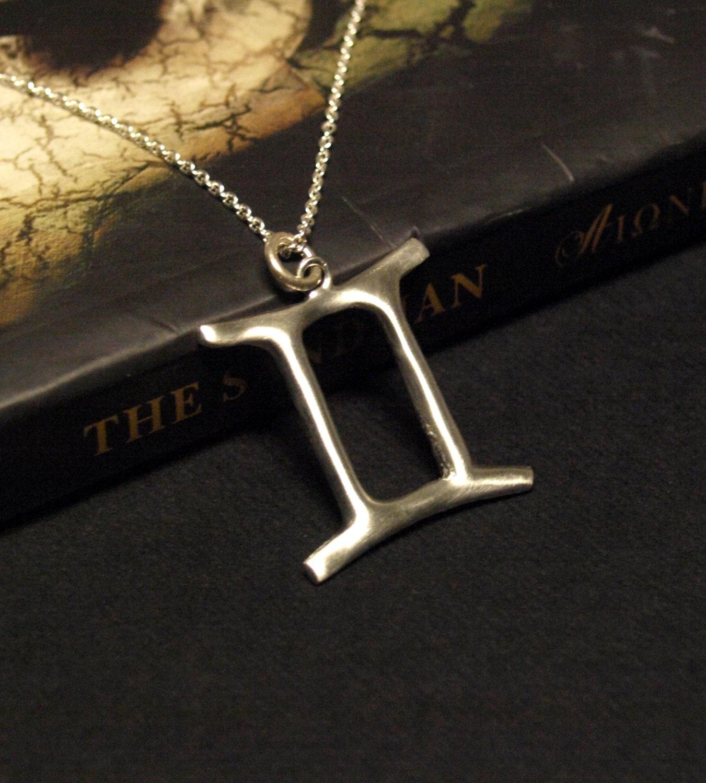 gemini jewelry zodiac jewelry horoscope sign symbol