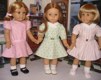 Doll Clothes Pattern,  Memories, No 1026