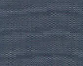One Yard - Cotton Chambray with Pin Dots in Indigo