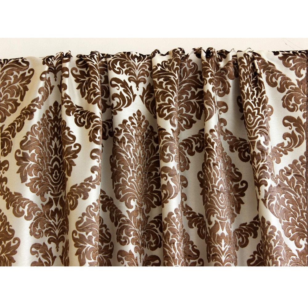 brown tone damask style - photo #14