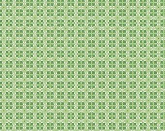 Modern Circles Green by Riley Blake