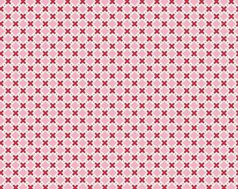 Modern X Pink by Riley Blake
