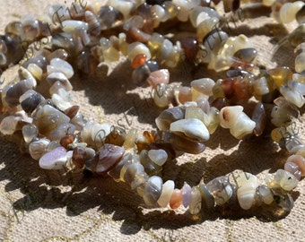 35inch Single agate stone nugget ,agate shape nugget beads, agate loose semi-precious stone beads,loose strands