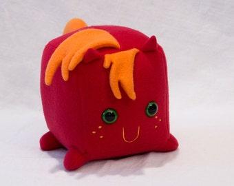 Big Mac Big McIntosh Companion Pony Cube