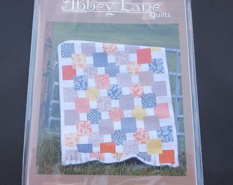 Abbey Lane Quilt Pattern - Shake, Rattle And Roll
