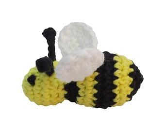 Catnip Bumblebee - Catnip Toy