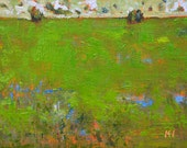 Idaho- Original  Landscape Oil Painting