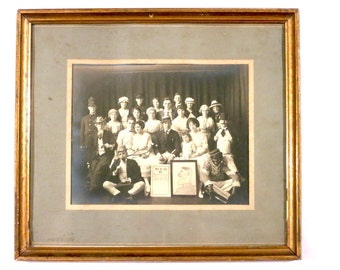 Antique School Play Photography