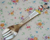 The Mickey Mouse. Little Fork.80s.Japanese.