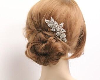 Bridal hair com,Rhinestone hair comb,Wedding hair clip,Bridal hair accessories,Wedding hair comb,Bridal comb,Wedding headpiece,Wedding comb