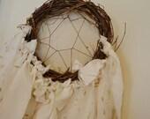 Dreamcatcher Wreath Boho Bohemian Gypsy Hippy Wedding