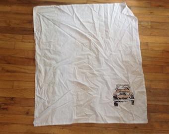 FJ40 40 series Land Cruiser Dish Towels cotton