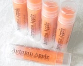 Autumn Apple Lip Butter - Herbal Lip Balm, Pure Eessential Oil Blend, 100% Natural