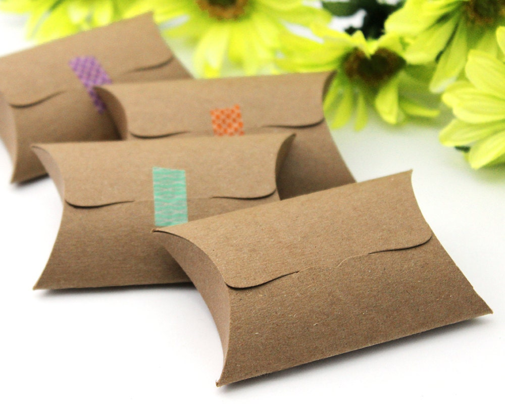 small pillow boxes 12 small diy favor boxes product