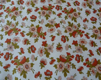 Wildflower in Bone, Nomad Collection from David Butler for Free Spirit Fabrics, 1/2 yd