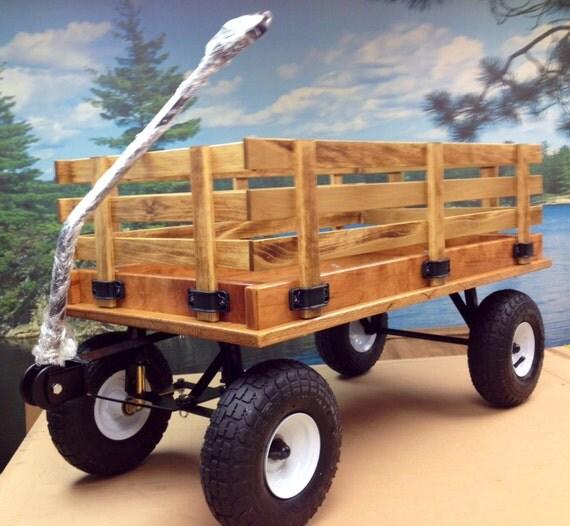 Wagon, Heavy Duty and All-Terrain, Color Choice