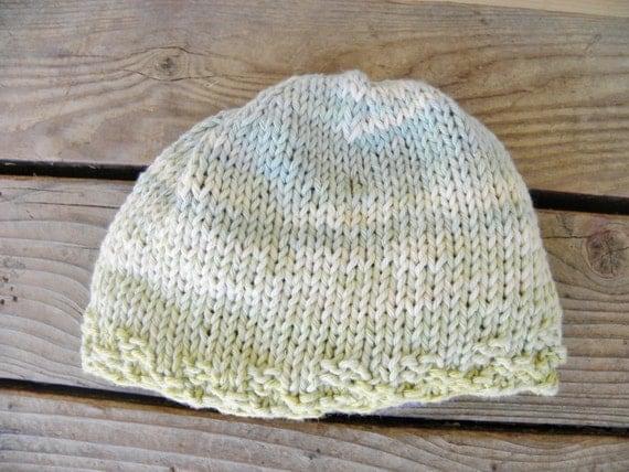 Lorcan Newborn Hat Knitting PATTERN in Preemie to Adult ...