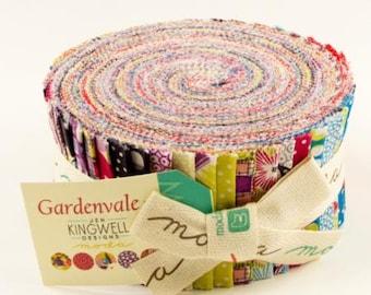 Gardenvale Jelly Roll by Jen Kingwell for Moda