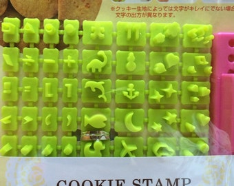 Japanese Cookie Stamps