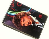 Recycled Ticket Stub Journal - Barry Manilow