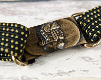 1950s - 60s Vintage Boy's Belt Adjustable Elastic - B5