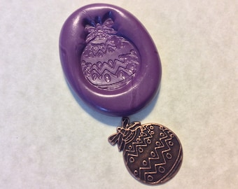 Christmas Ornament Flexible silicone mold / mould