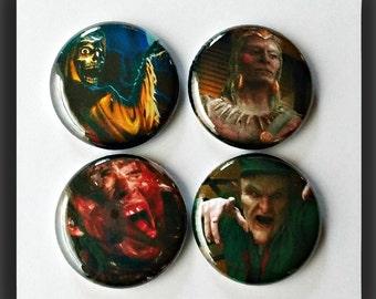 "Creepshow 2 - 1"" Button Choose Your Own"