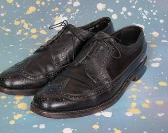 Men's WINGTIP Shoes Size 10 D