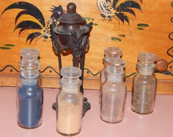 Odd Vintage Incense Set