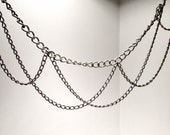 That 70's Swag: Vintage Metal Goddess-Style Chain Belt