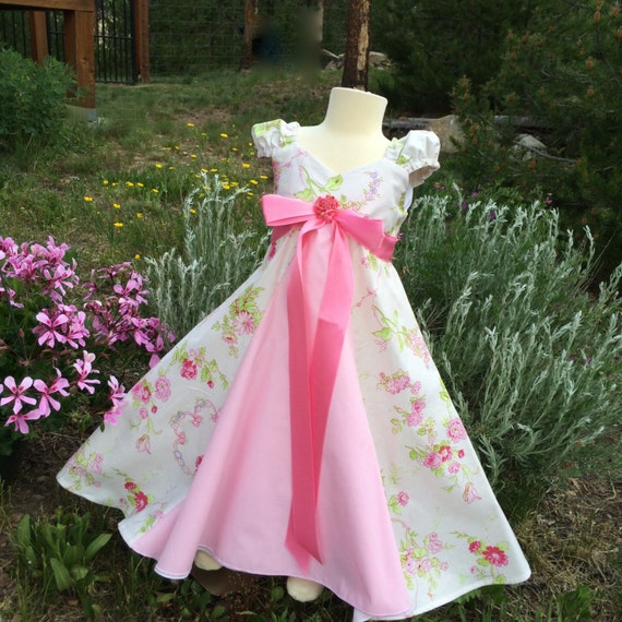 Enchanted 2T pink Giselle dress clearance ready to by ...