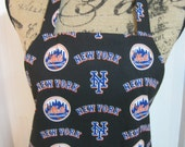 "New York Met ""s Baseball Team Adult Apron"