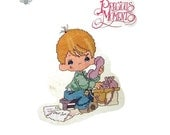 "Precious Moments ""Dear John"" Designs by Gloria & Pat Cross Stitch Chart"