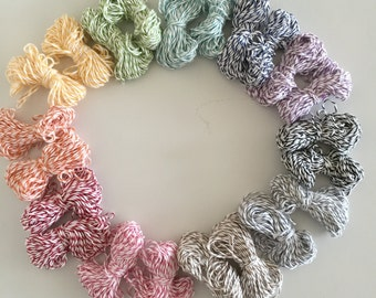 """Cotton Bakers Twine - 10 yards 100% Cotton Bakers Twine - """"Free Shipping"""""""