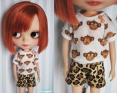 Wild Thing! summer set for Blythe