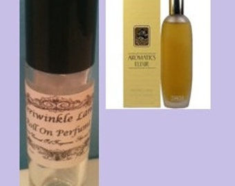 Clinique Aromatics Elixir type Roll On Perfume