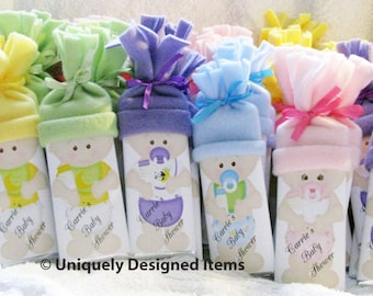 Baby bars-boy or girl! Unique Baby Announcement Unique baby shower favor