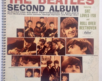 The Beatles Recycled Record Album Cover Book