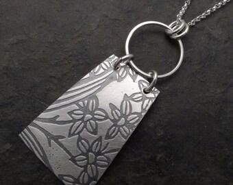 Kala  Necklace ~ Dogwood