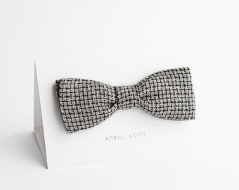 Traditional bow tie - self tie bow tie, MADE TO ORDER