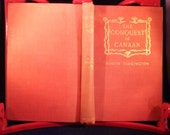 The Conquest of Canaan By Booth Tarkington First Edition 1905