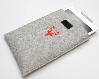 "Tablet cover sleeve ""Oh Deer"""