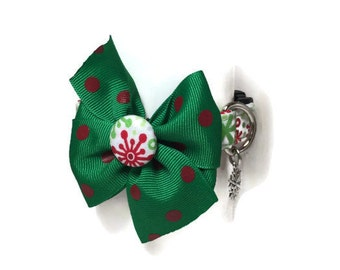 Festive Snowflakes Holiday Collar size Extra Small