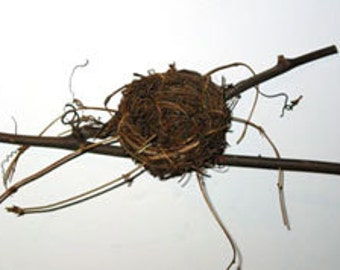 3 pc Twig Nest on a Branch Special Closeout Price!!