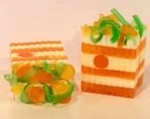 Sweet Orange Olive Oil Soap