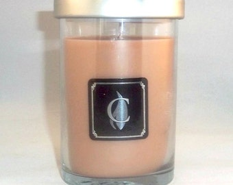GINGER PEACH 12 oz candle, optional gift box - August Fragrance of the Month, 15% off