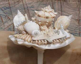 Bridal Seashell Bouquet / Beach Bouquet